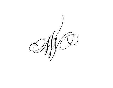 Hervorragend Calligraphie-tatouage-calligraphie-tatouages-lettres-entrelacees  KJ01