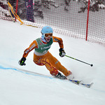 Micah Morris (Fernie) racing at Apex Fidelity U16 Can Am championships 2014