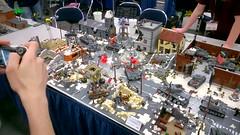 When Mechs ATTACK! (SEdmison) Tags: lego battle carnage mecha mech stalingrad brickscascade operationbrickarossa brickarossa brickscascade2014