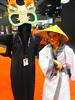 Samurai Jack & Aku (SOULofXILE) Tags: chicago anime comics cosplay videogames convention aku samuraijack toonami c2e2