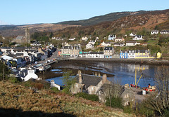 Tarbert (chessieboater) Tags: scotland puffer vic32