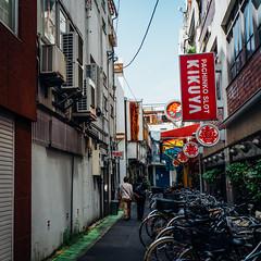 Yanagase_05 (Sakak_Flickr) Tags: gifu nokton shoppingarcade shotengai yanagase nokton35f14