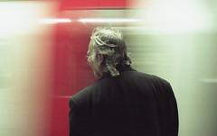 Grey. (Leon.Antonio.James) Tags: street light people london film analog 35mm 50mm fuji minolta f14 candid grain ishootfilm 35mmfilm analogue tones xd7 fujicolor rokkor ilovefilm filmisnotdead filmsnotdead filmisalive longlivefilm beliveinfilm buyfilmnotmegapixels leonantoniojames shootfilmstaypoor dustgrainandscratch