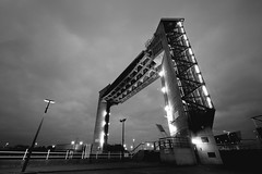 Tidal Barrier // Hull (Alasdair Jackson) Tags: city urban night canon lights culture tokina kingston barrier hull tidal f28 upon 6d 2017 of 1628mm