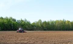 Trekker (Werner Willemsen) Tags: tractor agriculture trekker