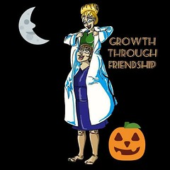 Growth Through Friendship #art #artwork #drawing #sketch #illustration #totempoletrench #totempoledisguise #tallwoman #talllady #tallgirl #digitalart #halloween #trickortreat #halloweencostume #disguise #trenchcoat #tall #tallillusion (badboych1970) Tags: art halloween illustration sketch artwork drawing trickortreat digitalart halloweencostume trenchcoat disguise tall talllady tallgirl tallwoman tallillusion totempoletrench totempoledisguise