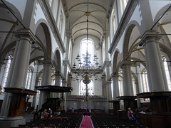 amsterdam_12_017 (OurTravelPics.com) Tags: church amsterdam nave westerkerk apse