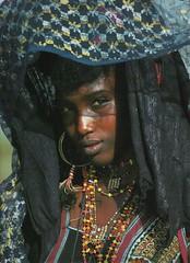 Niger. Wodaabe Woman (mike catalonian) Tags: africa portrait face niger female wodaabe westernregion photographycolor
