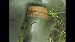 wellies 7 (kaplaarzen) Tags: wellies rubberboots gummistiefel