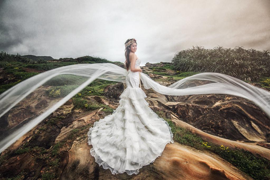 東北角婚紗,南雅奇岩婚紗