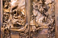 La puerta del infierno 12 (roshua_quest) Tags: plaza sculpture art mxico arte escultura museo mx rodin auguste carso ciudaddemxico soumaya