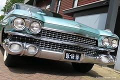 1959 Cadillac hardtop sedan (remco2000) Tags: door green hardtop netherlands car sedan big wings groen 4 detroit large nederland headlights front cadillac line bumper chrome 1950s 50s breed build luxury v8 fins caddy 1959 groot topmodel finnen chroom koplampen vleugels de1818