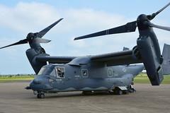 Bell Boeing CV-22 Osprey (Snapshooter46) Tags: aircraft cambridgeshire stol vtol iwmduxford bellboeingcv22osprey