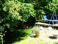 DSC04355 (Mr.J.Martin) Tags: tusslingbavaria bayren germany gapp garden canal village church wildflowers