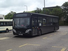 Trustybus (ex Meteor Parking) ADL Enviro300 SN61CYY (EDL37) Bishops Stortford Interchange 14/06/16 (TheStanstedTrainspotter) Tags: bus public buses transport e300 publictransport hertford 351 bishopsstortford enviro300 adlenviro300 alexanderdennisenviro300 sn61cyy bishopsstortfordinterchange edl37