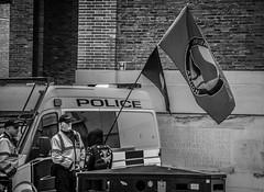 D71_7188 (jane.wilson914) Tags: red bristol street black white protest somerset art bw nikon d7100 jane wilson