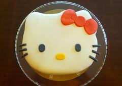 hello kitty cake (Divine Cakes Iloilo) Tags: hello birthday cakes cake dc cafe kitty sanrio divine iloilo roxas fondant bakeshop