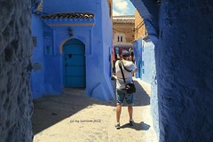 Chefchaouen- Marruecos (lameato feliz) Tags: color arquitectura chefchaouen marruecos