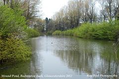 Mound Pond, Badminton Park, Gloucestershire 2012 (raybird299) Tags: lakes gloucestershire badminton badmintonpark