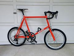 2016 Mercier Nano Minivelo (aar0on) Tags: bike bicycle cycling nano mercier minivelo