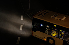 ([gegendasgrau]) Tags: street city light urban white signs bus yellow night licht mood moody darkness nightshot traffic nacht strasse atmosphere monitor gelb transportation stadt nightlight environment nightlife lamps feeling asphalt typo weiss verkehr dortmund stimmung flavour lampen dunkelheit zeichen ambiance umwelt nachtleben 2015 typografie scheinwerfer lichtkegel vrr atmo killercitybus linie371