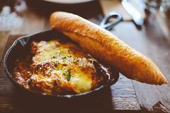 Wildflour Lasagna (Daniel Y. Go) Tags: food fuji anniversary philippines lasagna wildflour xpro2 fujixpro2