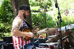 Sonic Lunch - Ben Daniels Band - 9 (danbruell) Tags: music festival concert alt michigan band annarbor free 1017 soniclunch bendaniels danbruell wqkl