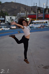 Bring up some kind of joy (RelgLugo) Tags: life love mexico jump cabo nikon friend bokeh gorgeous joy sight damaris cabosanlucas beatifull d3300