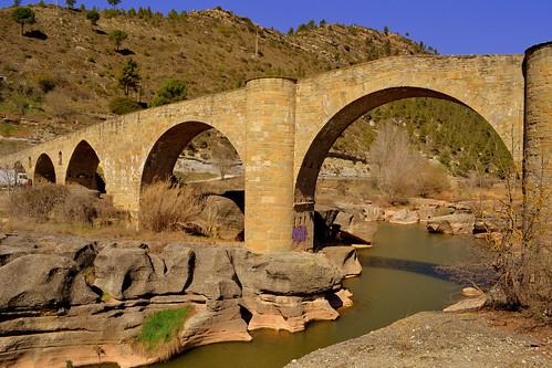 El Pont Vilomara, Bages.