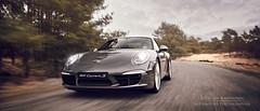 Porsche 911 Carrera S (Luuk van Kaathoven) Tags: grey shot 911 s porsche van coupe tracking carrera 991 luuk autogetestnl luukvankaathovennl autogetest kaathoven