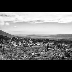 On the road - #139 (Marckovitch) Tags: blackandwhite bw blancoynegro landscape southafrica noiretblanc du canonef35mmf2 paysage ontheroad nomansland sud afrique inthemiddleofnowhere afriquedusud canoneos5dmarkii canoneos5dmark2 silverefexpro2