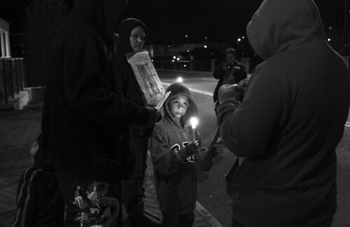 Justice for Trayvon: Lexington, VA