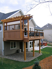 Pergola - Roofing Options