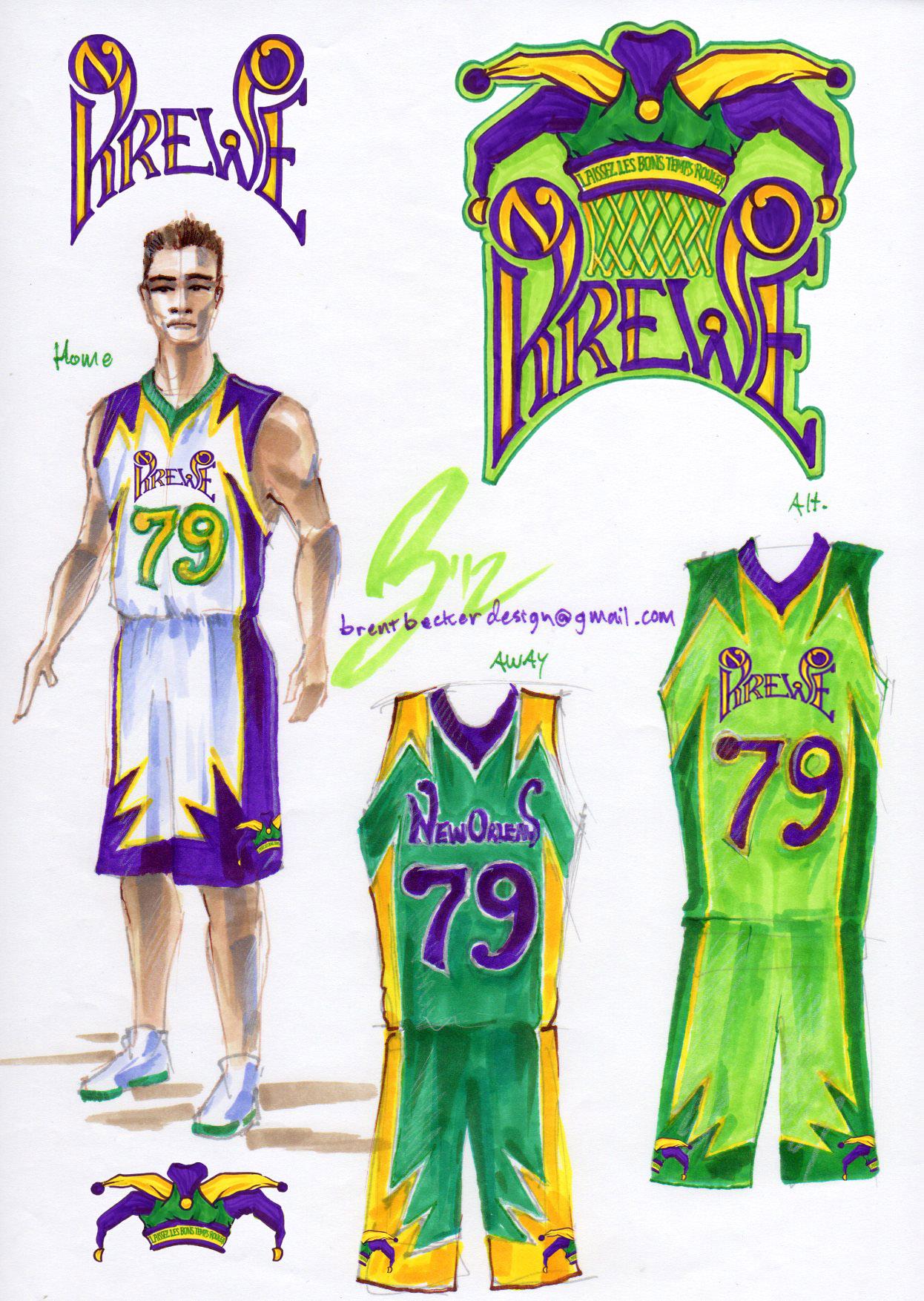 6e96884a3adf Uni Watch readers redesign the Hornets - Fandom - ESPN Playbook- ESPN