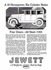 1922 Jewett  Sedan - 50 Horsepower - Six Built by Paige Motors (carlylehold) Tags: robert by sedan paige motors 1922 50 six built jewett horsepower keeper haefner carlylehold robertchaefner