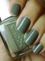 sew psyched, essie (nails@mands) Tags: verde green nail nagellack polish sew militar nailpolish psyched essie lacquer vernis esmalte smalto verniz
