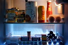 75/365(+1) - EXPLORED - April 26, 2012 #214 (Luca Rossini) Tags: life food color film 35mm project still fridge sony voigtlander instant rolls 365 analogue f25 impossible skopar voigtlandercolorskopar35mmf25 mmountadapter nex7 3651daysofnex7 366nexblogspotcom