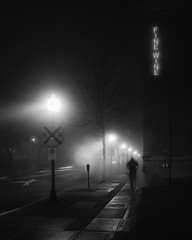 the night is on my mind (Royal Oak 2011) (.brianday) Tags: fog night wine fine rxr brianday