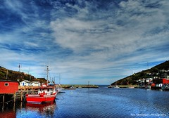 petty harbour newfoundland (Rex Montalban Photography) Tags: newfoundland stjohns hdr pseudo pettyharbour photomatix rexmontalbanphotography