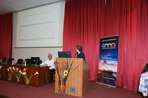 Conferencia Margarita Salas 14