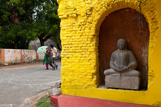 Yellow, Mamallapuram