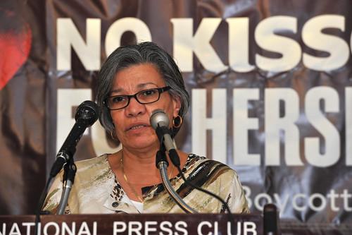 Mothers Against Discrimination (M.A.D.)  Speak out Against AIDS Discrimination