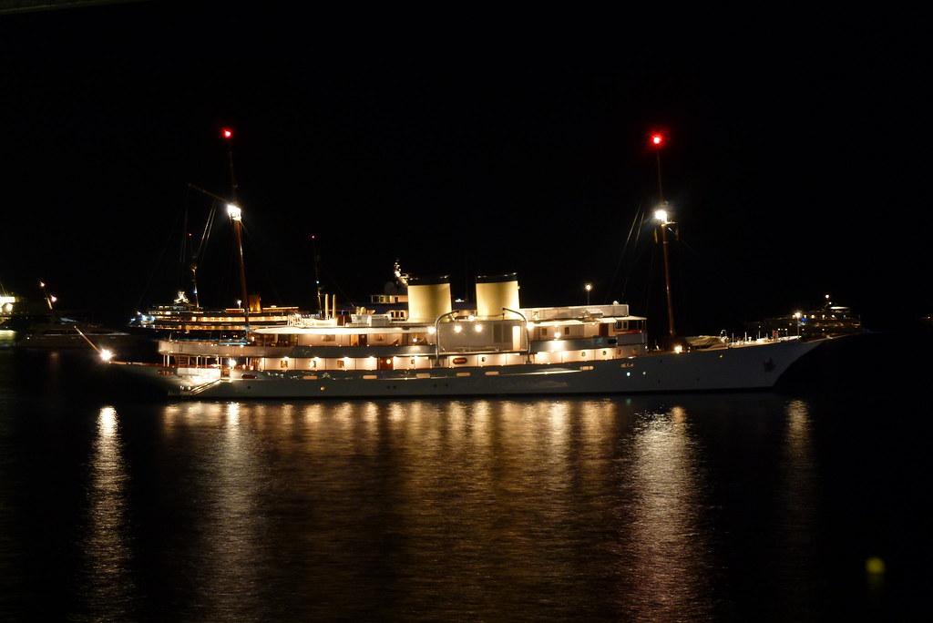 Talitha G (Frederich Krupp Germania Werft A/G)