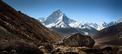 Journey to the West (Zolashine) Tags: nepal mountain trekking peak ama himalaya khumbu 2012 khumjung dablam periche khumburegion sagarmathanationalpark easternregion pichayaviwatrujirapong
