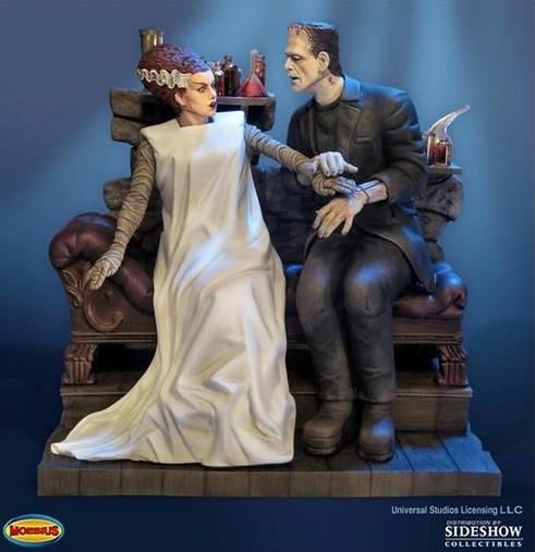 DIY科幻迷的世紀婚禮!