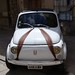 "Mariage Fiat 500 Blanche • <a style=""font-size:0.8em;"" href=""https://www.flickr.com/photos/78526007@N08/7241648846/"" target=""_blank"">View on Flickr</a>"
