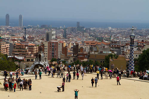 Parc Guell Gaudi