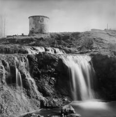 wide (--kuski--) Tags: longexposure 120 rollei rolleiflex mediumformat waterfall pyro foss rolleicord twinlens autaut lafoss
