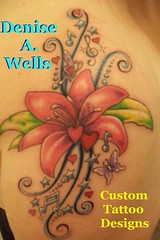 Lily Song Tattoo Design by Denise A. Wells (Denise A. Wells) Tags: flowers wedding blackandwhite flower love lady hope sketch colorful artist drawing faith skinart tattoodesign tattooflash butterflytattoo beautifullily lilyart flowertattoos hearttattoos colorfultattoos flowertattoodesigns tattoodesignsforwomen lilydrawing deniseawells blackandwhitetattoos creativetattoos customtattoodesign uniquetattoodesigns finelinetattoodesign tattoodesignsforgirls girlytattoodesigns prettytattoodesign girlytattoodesign musicalnotestattoo eleganttattoodesigns femininetattoodesigns cooltattoodesigns beautifultattoodrawingsketch prettybeautifultattoo prettytattoodesignsforladys bestgirlytattoos lilytattoobydeniseawells lilysongtattoodesignbydeniseawells prettylilyart prettylilytattoodeisgns girlylilytattoodesign