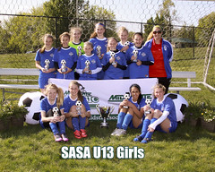 "SASA U13 Girls • <a style=""font-size:0.8em;"" href=""http://www.flickr.com/photos/49635346@N02/7262564806/"" target=""_blank"">View on Flickr</a>"